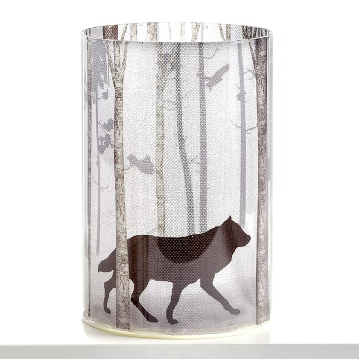Wolf LED Hurricane Lantern