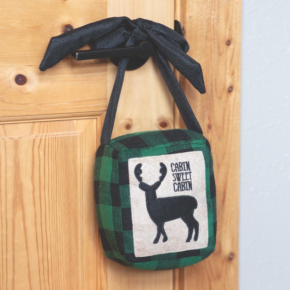 Deer Doorstop