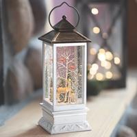 LED Deer Lantern
