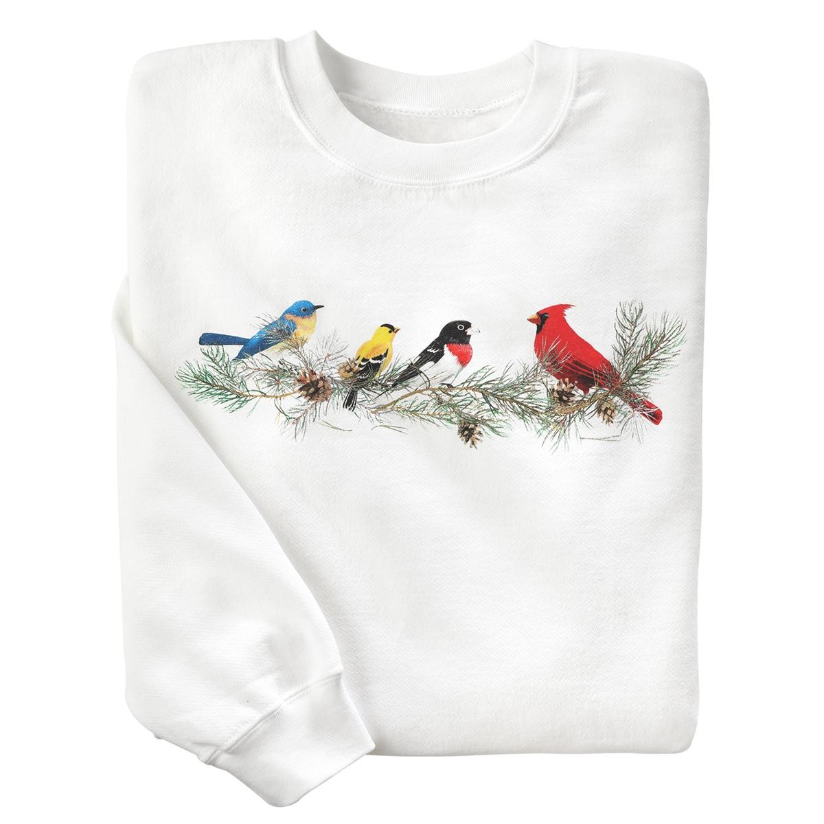 Songbirds Pullover