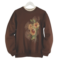 Sunflower Trio Pullover