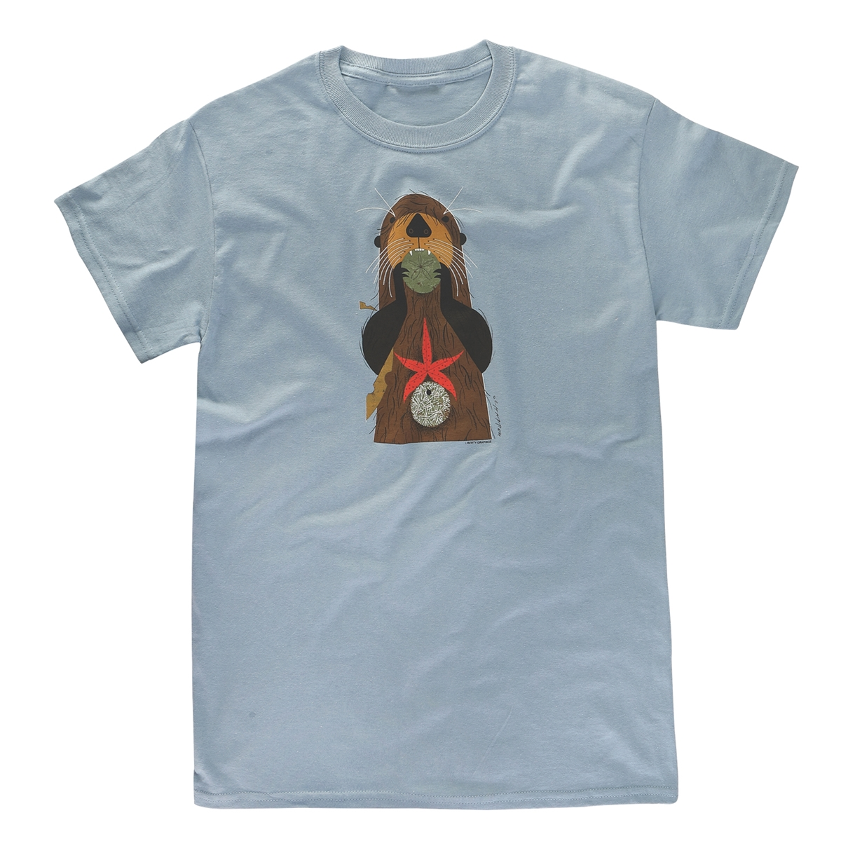 Otterly Delicious Organic Tee