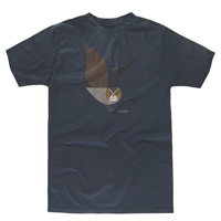 Great Horned Owl Organic Tee