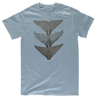 Whale Tails Organic Tee