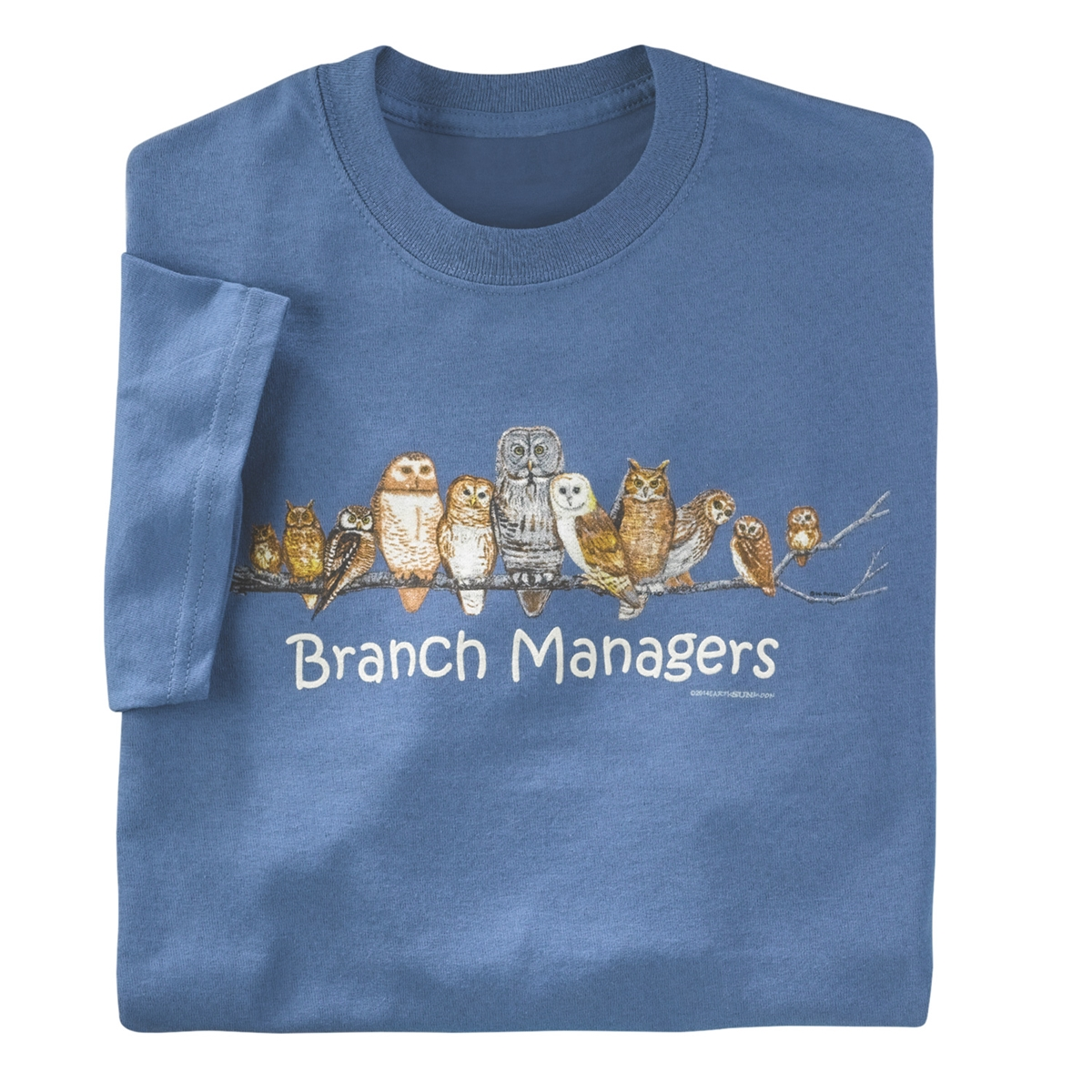 Branch Managers Tee