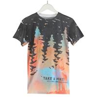 Take a Hike Sublimated Tee