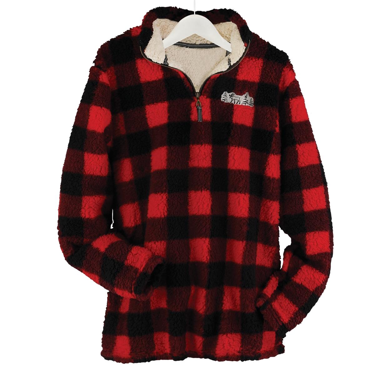 Moose Sherpa Pullover