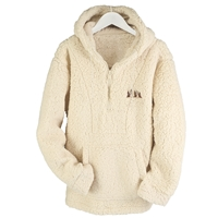 Trees Sherpa Pullover