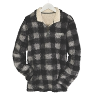 Bears Sherpa Pullover