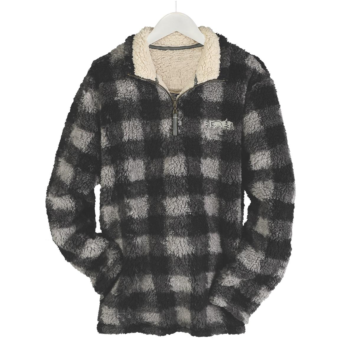 Bears Sherpa Pullover