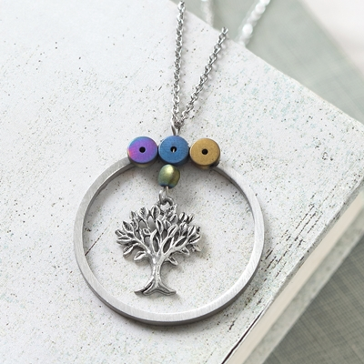 2020 Trees for Wildlife Necklace