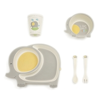 Ellie the Elephant Dinner Set