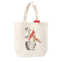 Birds Tote Bag