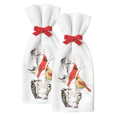 Birds Kitchen Towel Set