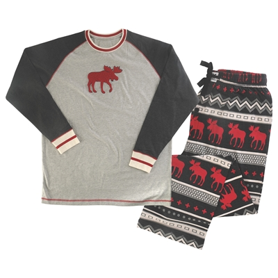 Moose Collection Pajamas