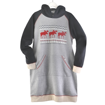 Moose Collection Sleep Hoodie