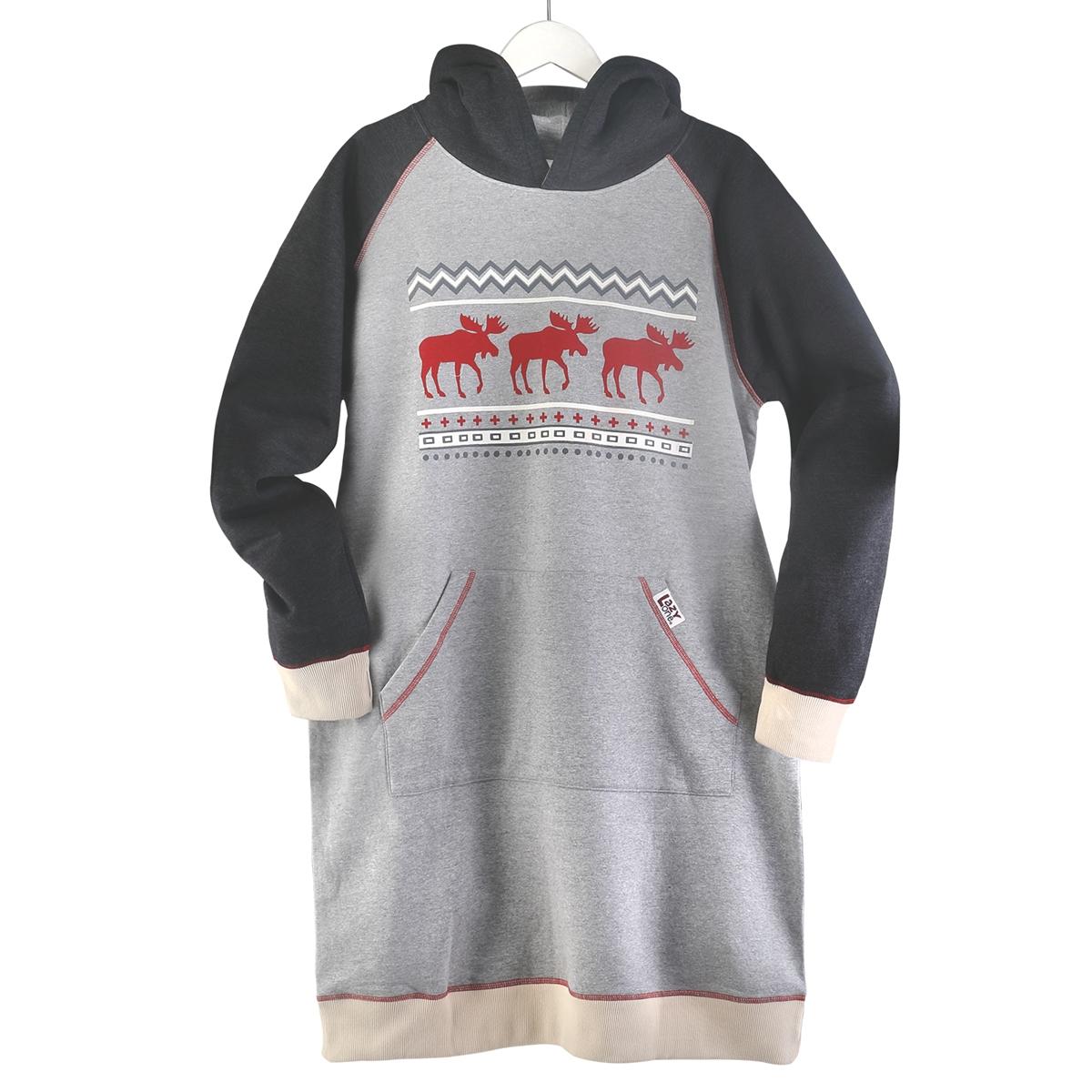 Moose Collection Sleep Hoodie