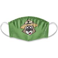 Ranger Rick Face Mask