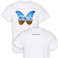 Dark Divide Butterfly T-Shirt