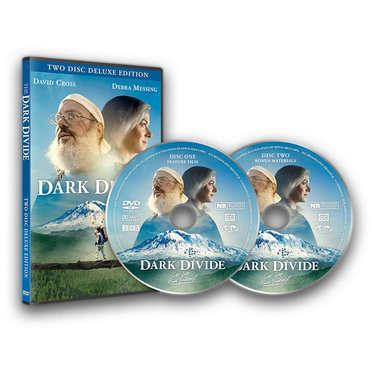 Dark Divide two-disc deluxe edition DVD