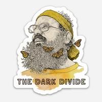 Dark Divide David Cross Sticker