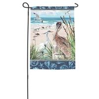 Shore Birds Garden Flag