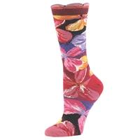 Pansies Socks