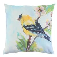 Goldfinch Pillow