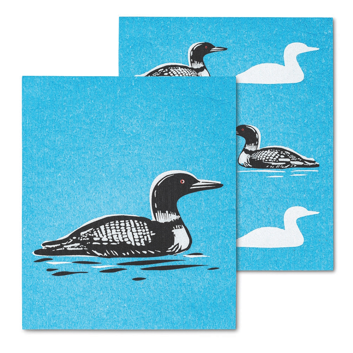 Loon Swedish Dish Cloth Set