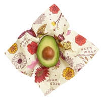 Vegan Meadow Magic Reusable Food Wraps