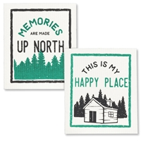 Happy Place Swedish Towels