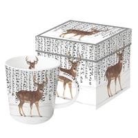 Wilderness Deer Mug
