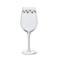 Bee Ring Goblet