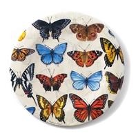 Butterfly Dinner Plate Set