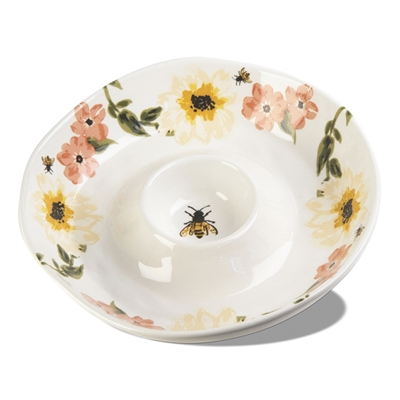 Honeybee Serving Bowl