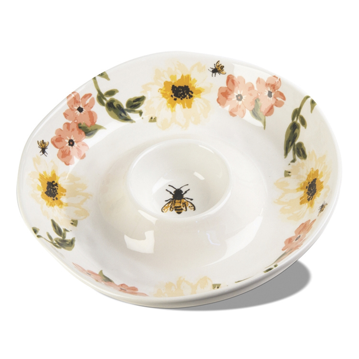 Honeybee Serving Bowl