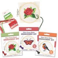 Cross Stitch Embroidery Set