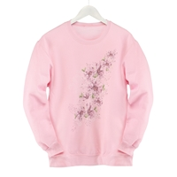 Floral Paisley Pullover