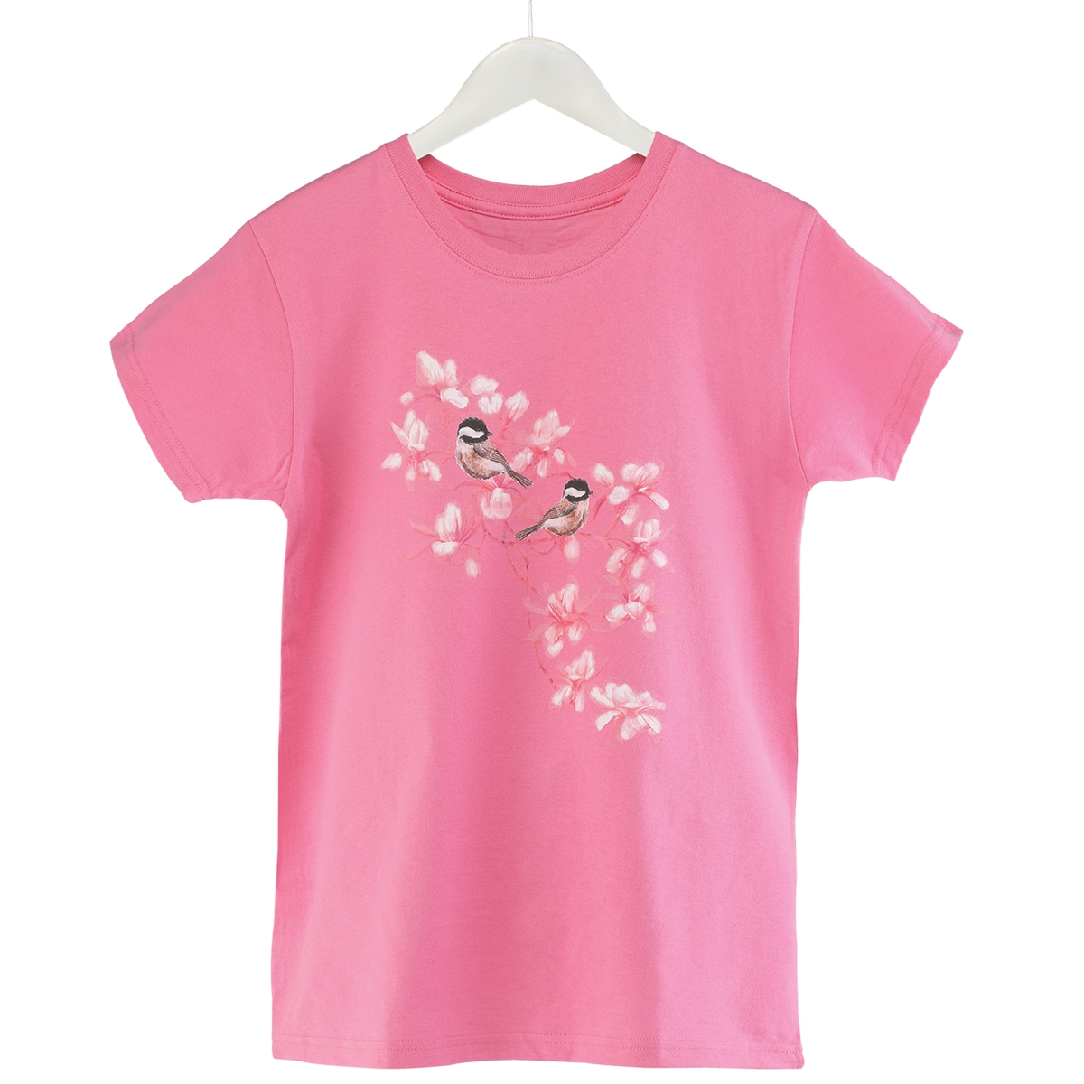Floral Perch Tee