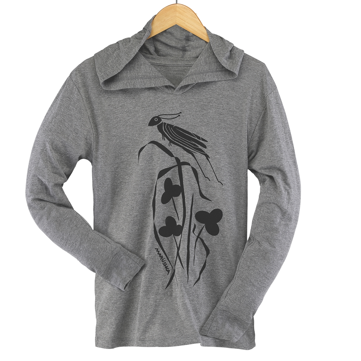 Grasshopper Hooded Tee