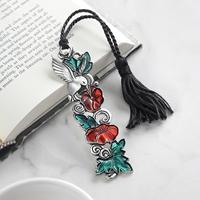 Hummingbird Pewter Bookmark