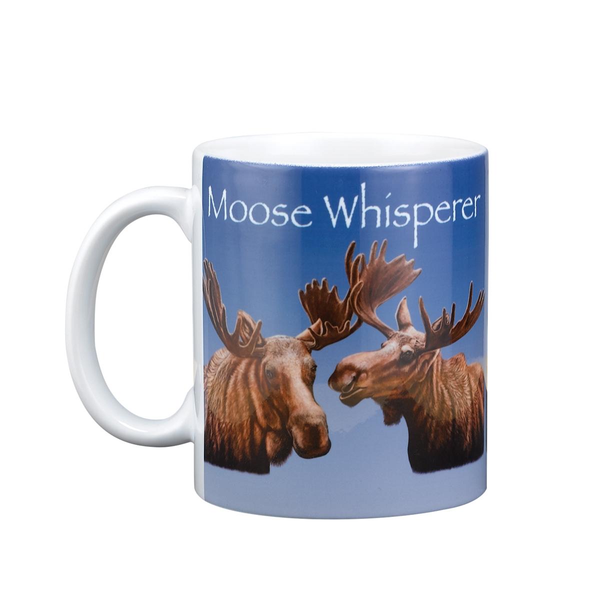 Moose Whisperer Mug