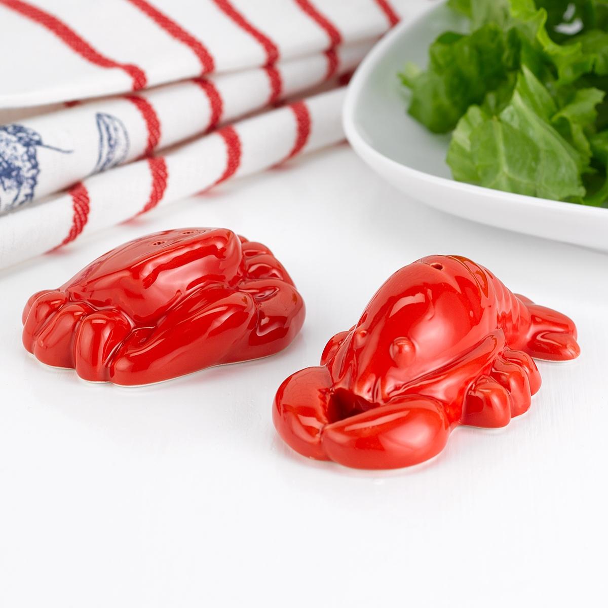 Crab & Lobster Shaker Set