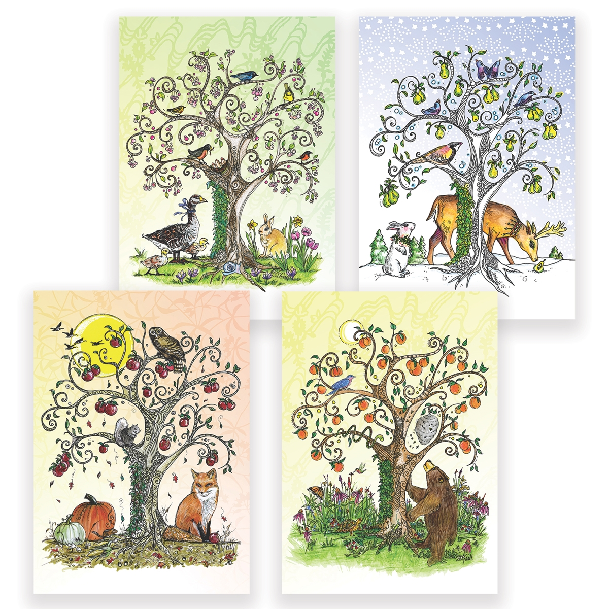 Tree of Life Card Set