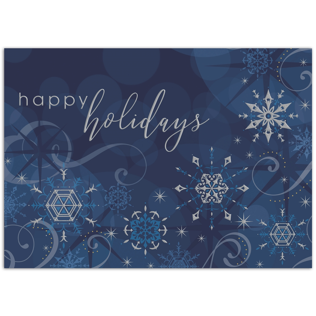 Holiday Sparkle Holiday Cards