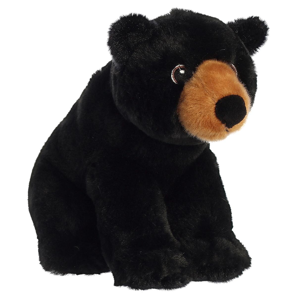 Black Bear Eco Plush