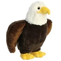 Bald Eagle Eco Plush
