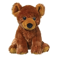 Grizzly Bear Eco Plush
