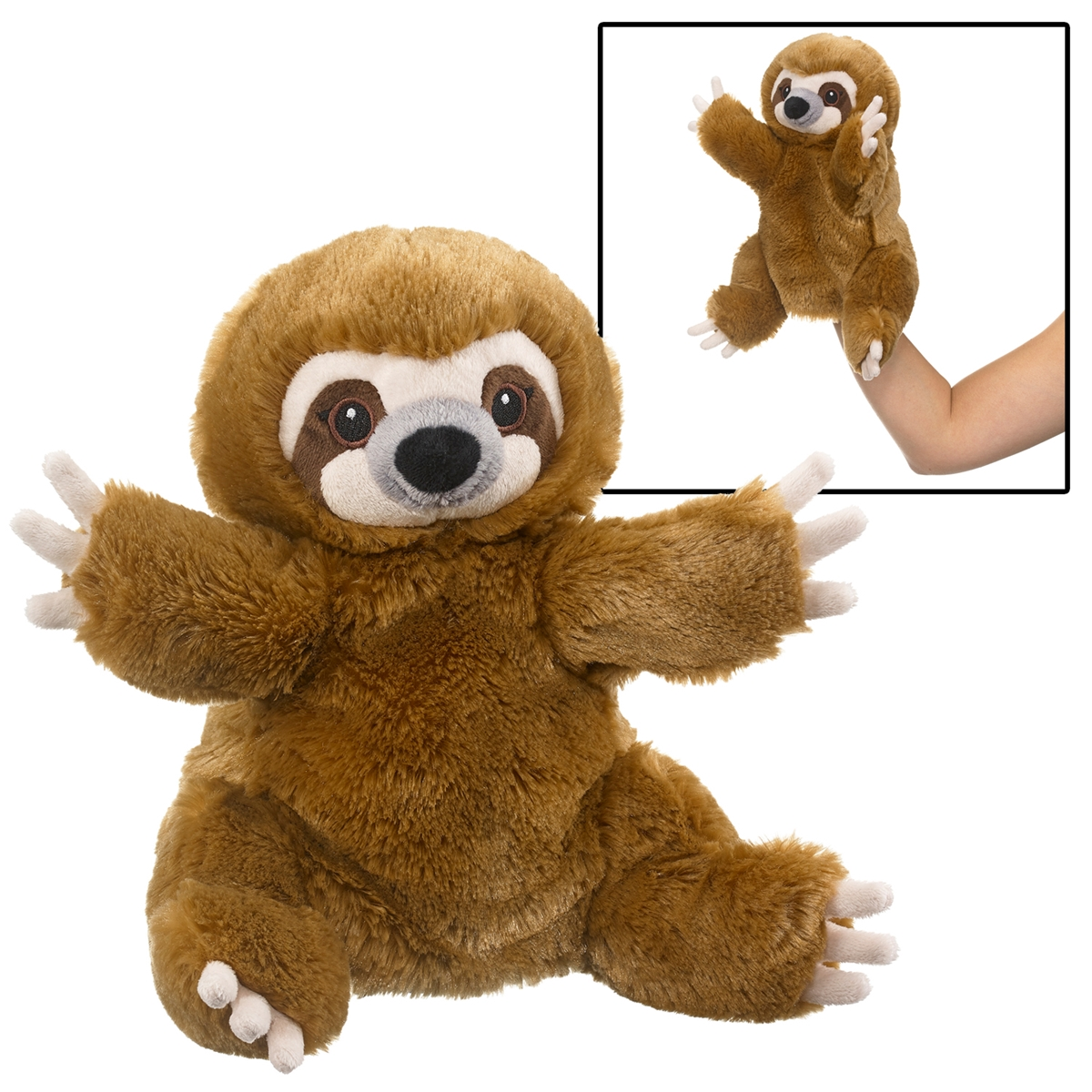Sloth Eco Puppet