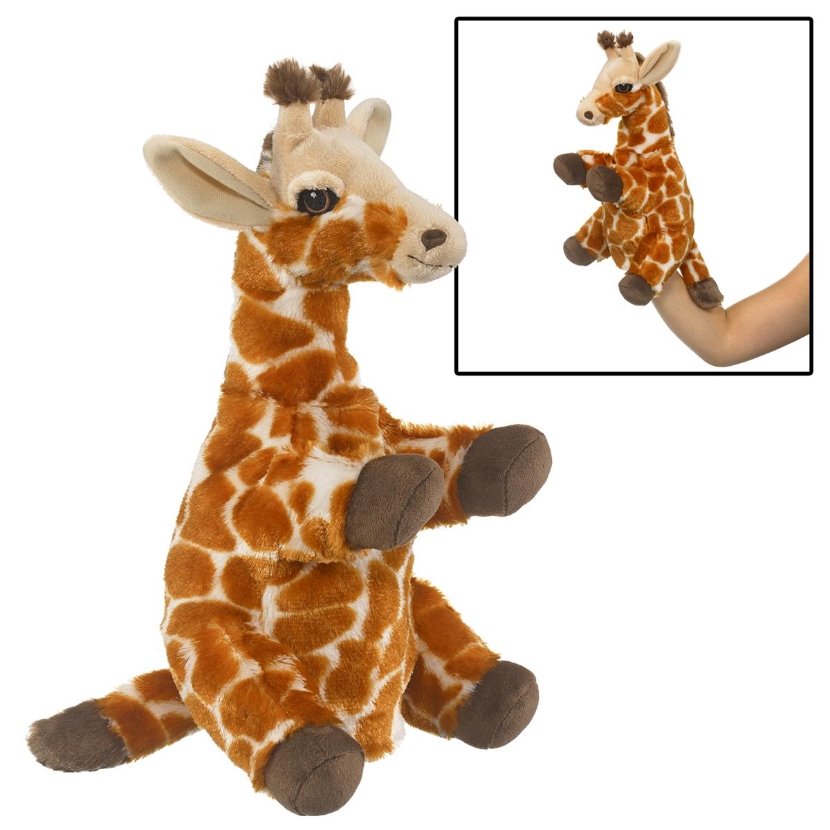 Giraffe Eco Puppet